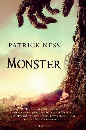 Forside til bogen Monster