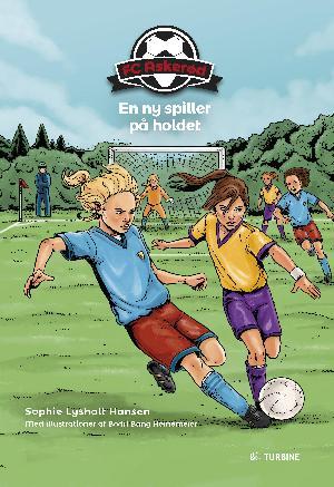 Forside til bogen FC Askerød - en ny spiller på holdet