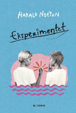 Forside til bogen Eksperimentet
