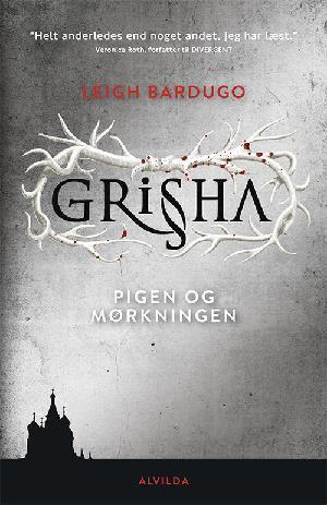 Forside til bogen Grisha - pigen og mørkningen