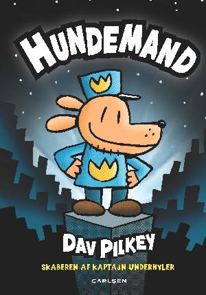 Forside til bogen Hundemand