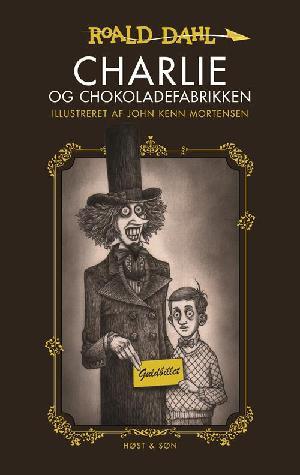 Forside til bogen Charlie og chokoladefabrikken