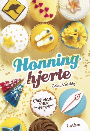 Forside til bogen Honninghjerte