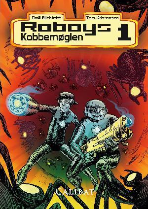 Forside til bogen Kobbernøglen