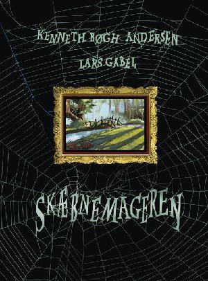 Forside til bogen Skæbnemageren