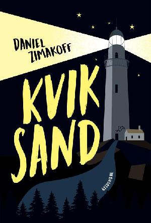 Forside til bogen Kviksand