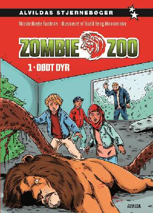 Forside til bogen Dødt dyr
