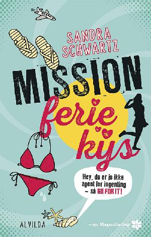 Forside til bogen Mission feriekys