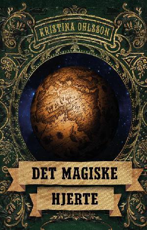 Forside til bogen Det magiske hjerte