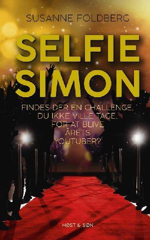 Forside til bogen Selfie Simon