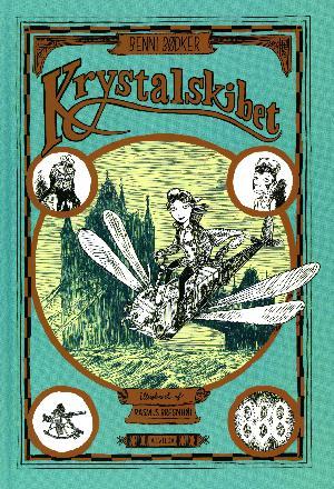 Forside til bogen Krystalskibet