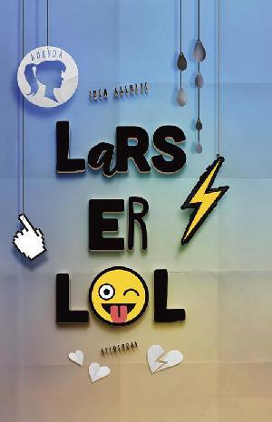 Forside til bogen Lars er lol
