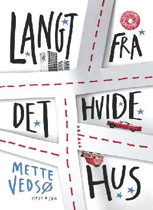 Forside til bogen Langt fra Det Hvide Hus