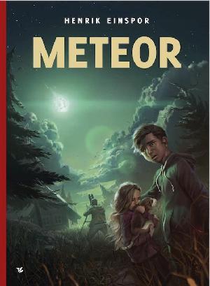 Forside til bogen Meteor