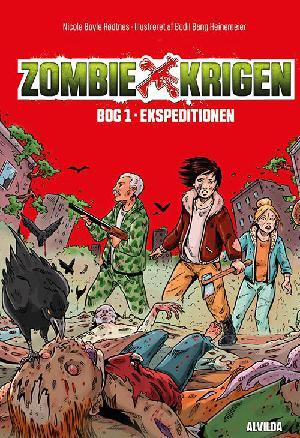 Forside til bogen Ekspeditionen