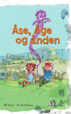 Forside til bogen Åse, Åge og ånden