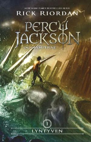 Forside til bogen Percy Jackson og lyntyven