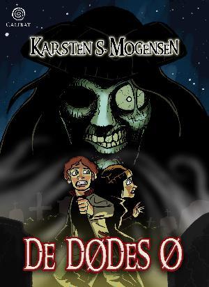 Forside til bogen De dødes ø