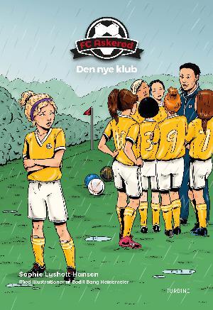 Forside til bogen FC Askerød - den nye klub