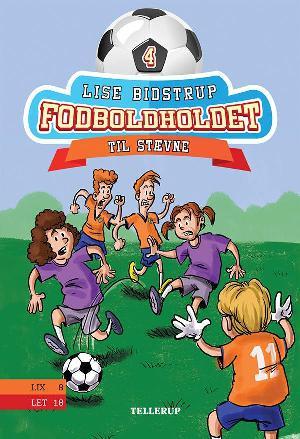 Forside til bogen Fodboldholdet - til stævne