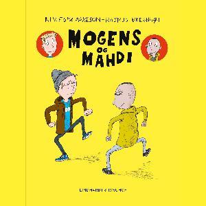 Forside til bogen Mogens og Mahdi