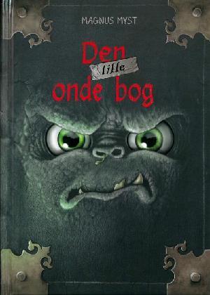 Forside til bogen Den lille onde bog
