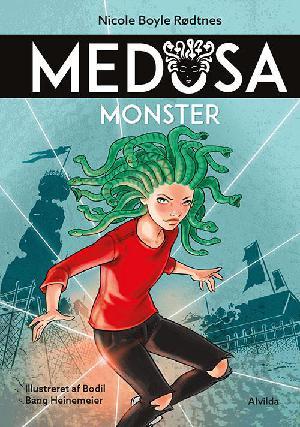 Forside til bogen Medusa - monster