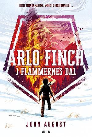 Forside til bogen Arlo Finch i flammernes dal