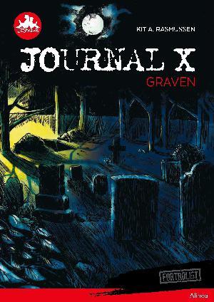 Forside til bogen Journal X - graven