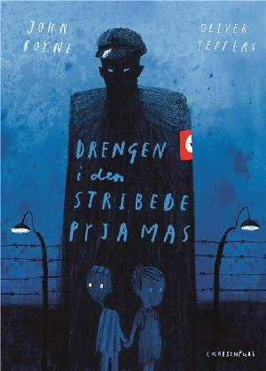 Forside til bogen Drengen i den stribede pyjamas