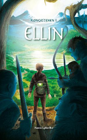 Forside til bogen Ellin